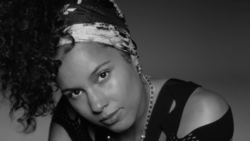Alicia Keys - In common image